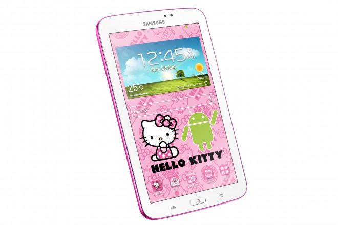Samsung Galaxy Tab 3 Hello Kitty